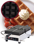 "Photo of Krampouz Commercial Waffle Maker - 3 x 5 Bruxelles (120V) ""WECDAAAS"" View 1"
