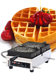 Photo of Krampouz Commercial Round Single Waffle Maker - WECDCAAS View 1