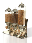 Photo of Cofrimell Restaurant Commercial Cereal and Nut Dispenser View 1