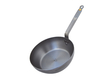 Photo of de Buyer Mineral B Element Professional Country Pan View 1