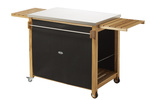 Photo of eno La Plancha® Cooking Planch Cart View 1