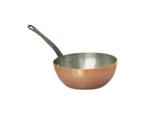 Photo of de Buyer Professional First Class Conical Sauté Pan View 1