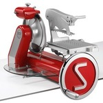 Photo of Sirman Commercial Manual Meat Slicer Anniversario 300 View 1