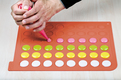 Photo of Silikomart Macaroon Silicone Mat View 3