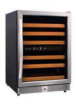 Photo of Eurodib Wine Cabinet - 46 Bottles Dual Temp View 1