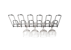 Photo of Tellier Wall Mounted Glass Rack View 1
