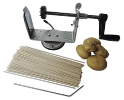 Photo of Bron Coucke Le Zebulon Curly Gourmet Slicer View 1