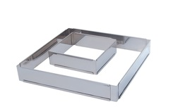 Photo of de Buyer Stainless Steel Expandable Frames View 1