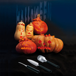 Pumpkin Carving Set, 3 pieces