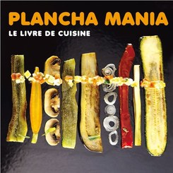 Photo of eno Plancha Mania Cookbook View 1