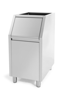 Photo of Brema Commercial Stainless Steel Ice Bin - 110 View 1