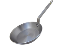 Photo of de Buyer Mineral B Professional Round Fry Pan View 1