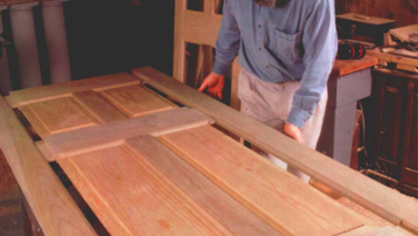 Making Full-Sized Doors - FineWoodworking