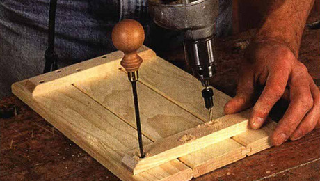 Keeping Plank Doors Flat - FineWoodworking
