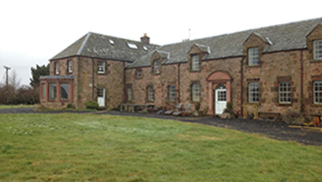 The Chippendale International School of Furniture, in Gifford, East Lothian, Scotland.