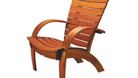 Garden Chair FineWoodworking
