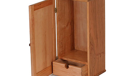 Introduction: Hanging Wall Cabinet