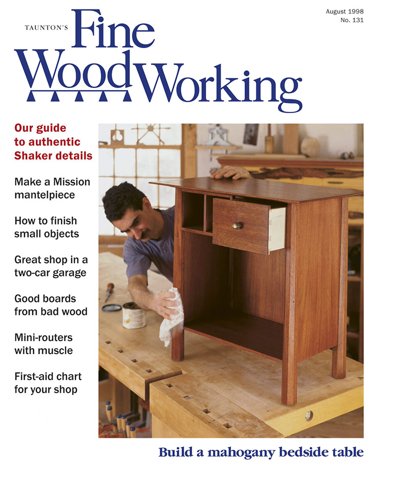 Magazine - Page 9 of 18 - FineWoodworking