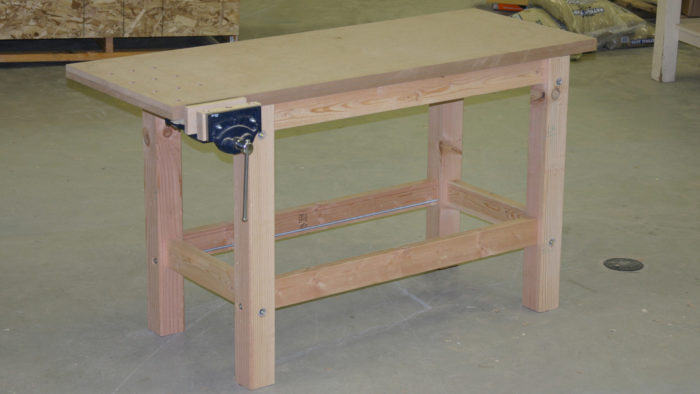 Still Don T Have A Workbench This Plan Is Easy