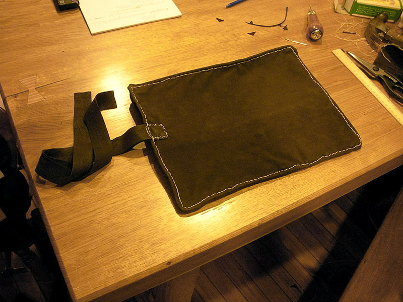 Leather Chisel Roll