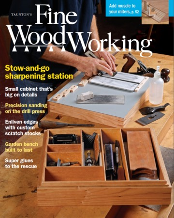 A Drafting Table for Shop or Home - FineWoodworking