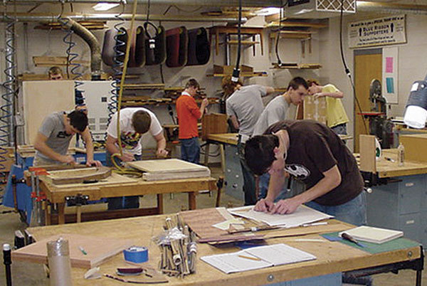 Woodshop Teacher of the Year - FineWoodworking