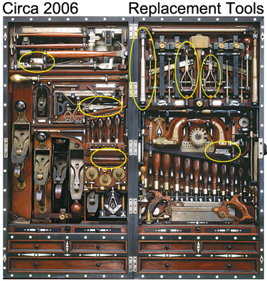 Replacement tools