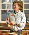 William H. Macy: Woodturner