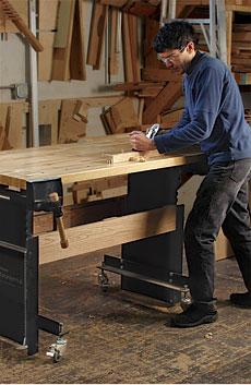 Noden Adjustable Workbench