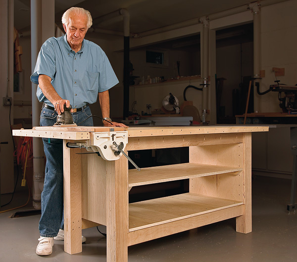 Woodworking Bench Ideas Part - 37: Article Image