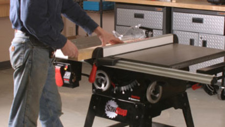 Tool Review: SawStop Contractor's Saw - FineWoodworking
