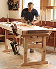 Garrett Hack Workbench