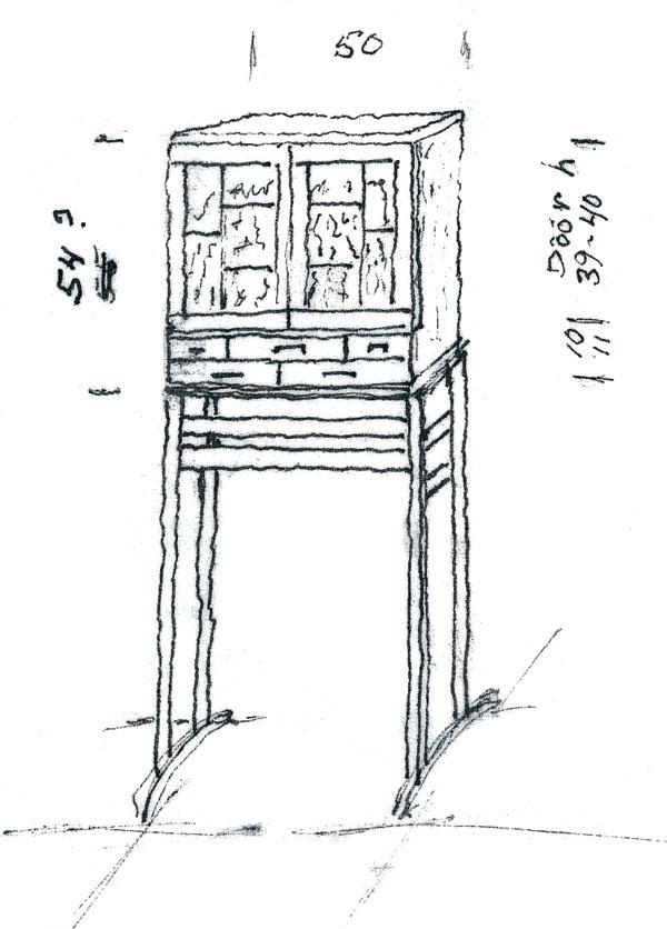 Krenov Sketch