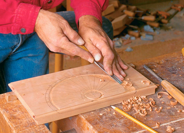 carve a shell