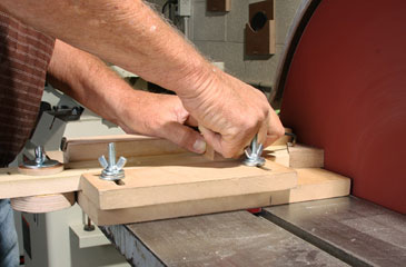 segmented turning jig