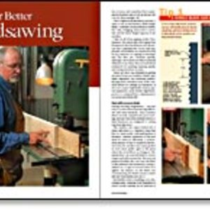Prevent Vibration When Resawing on the Bandsaw - FineWoodworking