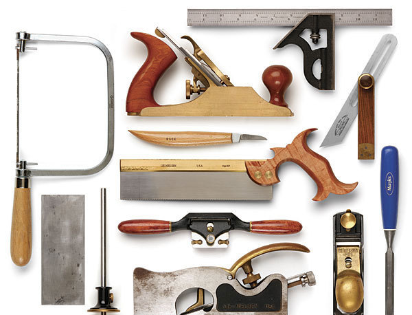 The Premiere Of Our New Hand Tool Department Focuses On The 12 Tools Every  Furniture Maker Should Have In Their Arsenal: Coping Saw, Smoothing Plane,  ...