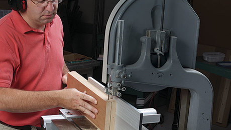 Tool Test: Bandsaw Fences - FineWoodworking