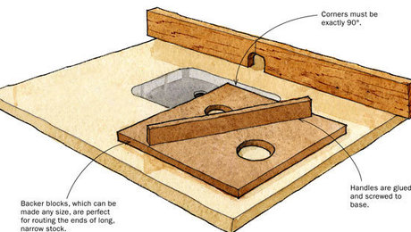 Push Sticks And Blocks - Page 2 of 2 - FineWoodworking