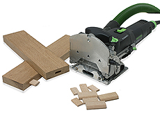 Festool Joinery System Takes on Mortises