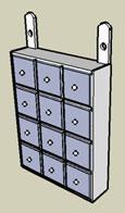 Multidrawer Cabinet