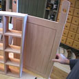Clean-Up and Glue-Up
