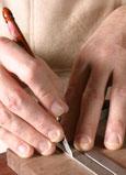 Marking knives
