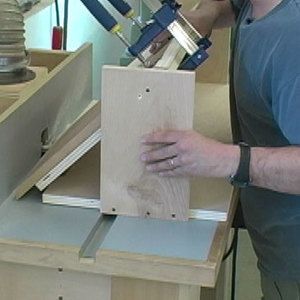 leigh isoloc hybrid dovetail templates - two versatile miter sleds finewoodworking