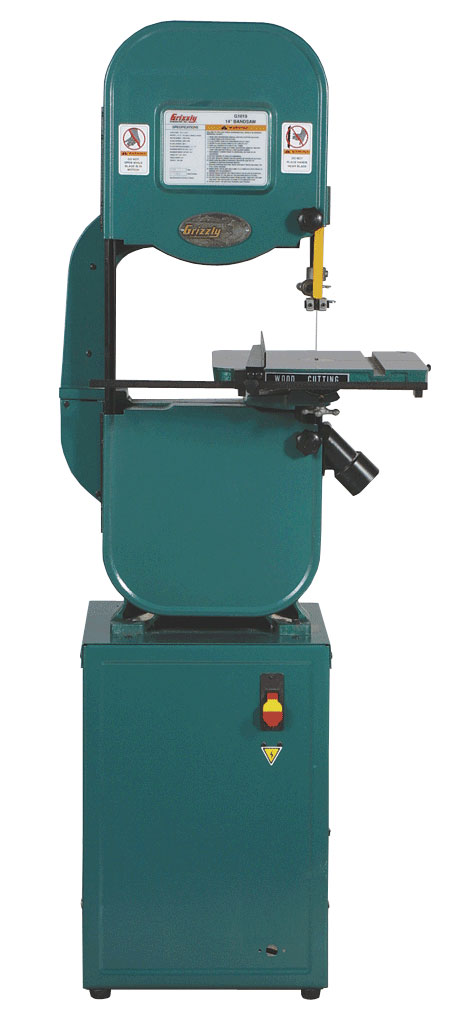 14-in. Bandsaw G1019 - FineWoodworking