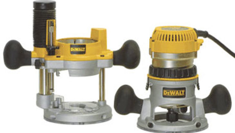 DW618PK Router Combo Kit - FineWoodworking