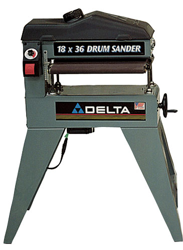 Cantilevered Drum Sander 31-250 - FineWoodworking