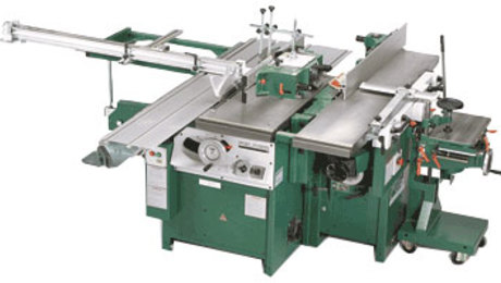 Cool 4 Ways Combination Machine Robland K260 - Buy Combination Machine Product On Alibaba.com