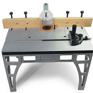 Stow and go router table finewoodworking rebel router table keyboard keysfo Images