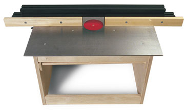 Router table finewoodworking for the small shop a table mounted router can do all that a shaper can and maybe more raised panels box joints dovetails mortises tenons and moldings greentooth Image collections